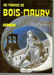 Imagem de  AS TORRES DE BOIS.MAURY - GERMAIN