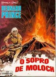Imagem de  BERNARD PRINCE - O SOPRO DE MOLOCH