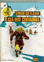 Imagem de   SIMON DU FLEUVE- O CLÃ DOS CENTAUROS