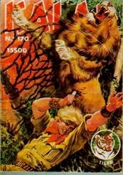 Imagem de  COLECÇÃO TIGRE Nº 170