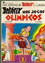 Imagem de  ASTERIX NOS JOGOS OLIMPICOS