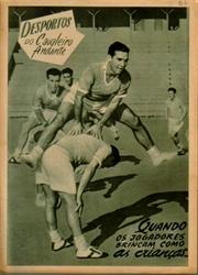 Imagem de  DESPORTOS DO CAVALEIRO ANDANTE Nº 87