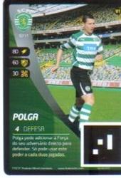 Imagem de  FUTE CARDS -  Nº 4 - POLGA
