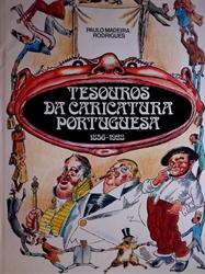 Imagem de TESOUROS DA CARICATURA PORTUGUESA - 1856 - 1928
