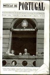 Imagem de   NOTICIAS DE PORTUGAL Nº 513