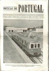 Imagem de    NOTICIAS DE PORTUGAL Nº 661