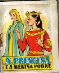 Imagem de  A PRINCESA E A MENINA POBRE - 131