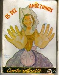 Imagem de   COLECÇÃO FORMIGUINHA - Nº 27 - OS DEZ ANOEZINHOS