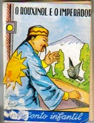 Imagem de   COLECÇÃO FORMIGUINHA - Nº 35 - O ROUXINOL E O IMPERADOR