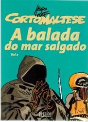 Imagem de  A BALADA DO MAR SALGADO - VOL II