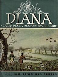 Imagem de  DIANA Nº 75 - MARÇO 1955