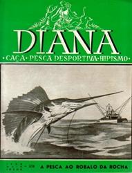 Imagem de  DIANA Nº 89 - MAIO 1956