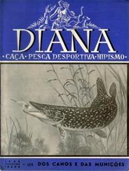 Imagem de  DIANA Nº 110 - FEVEREIRO 1958