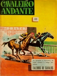 Imagem de  CAVALEIRO ANDANTE Nº 322