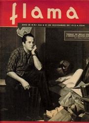 Imagem de    Revista Flama n.º 246
