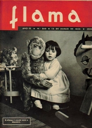 Imagem de   Revista Flama n.º 262