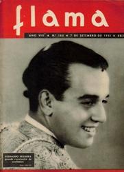 Imagem de   Revista Flama n.º 183