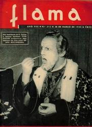 Imagem de   Revista Flama n.º 212