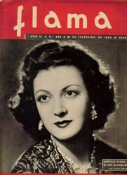 Imagem de   Revista Flama n.º 259