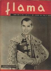 Imagem de   Revista Flama n.º 430