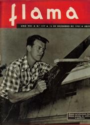 Imagem de   Revista Flama n.º 197