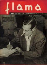 Imagem de   Revista Flama n.º 193