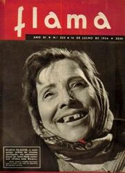 Imagem de   Revista Flama n.º 332