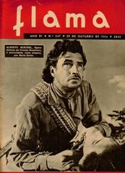 Imagem de   Revista Flama n.º 347