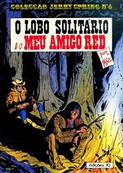 Imagem de O Lobo Solitário e o amigo red - 4