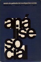 Imagem de  ANALISE SOCIAL  VOL.  X  - 2.º  -  N.º 38
