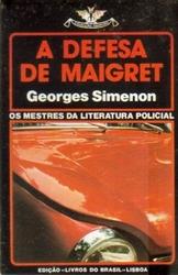 Imagem de  A DEFESA DE MAIGRET