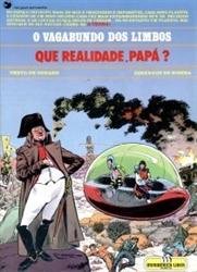 Imagem de   VAGABUNDO DOS LIMBOS - Que Realidade, Papá?