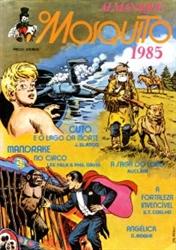 Imagem de  Almanaque O Mosquito 1985
