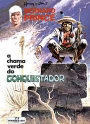 Imagem de  BERNARD PRINCE - A CHAMA VERDE DO CONQUISTADOR