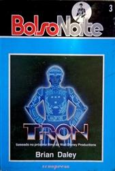 Imagem de  BOLSO NOITE - TRON - Nº 3