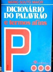 Imagem de  Dicionário do palavrão e termos afins
