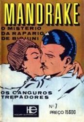 Imagem de   MANDRAKE Nº 7