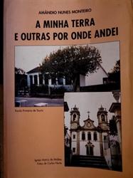 Imagem de A MINHA TERRA E OUTRAS POR ONDE ANDEI