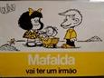 Imagem de  MAFALDA VAI TER UM IRMÃO