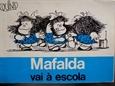 Imagem de  MAFALDA VAI À ESCOLA