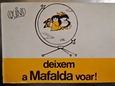 Imagem de DEIXEM A  MAFALDA VOAR!