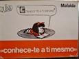 Imagem de  MAFALDA «CONHECE-TE A TI MESMO»