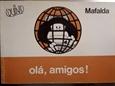 Imagem de  MAFALDA - OLÁ, AMIGOS!