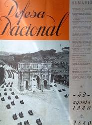 Imagem de  DEFESA NACIONAL Nº 52
