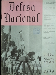Imagem de  DEFESA NACIONAL Nº 58
