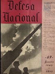 Imagem de   DEFESA NACIONAL Nº 69