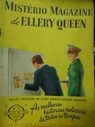 Imagem de   Mistério Magazine de Ellery Queen - Nº 73