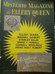 Imagem de   Mistério Magazine de Ellery Queen - Nº 118