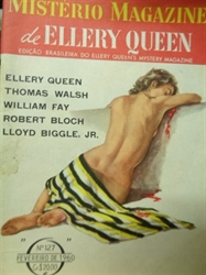 Imagem de   Mistério Magazine de Ellery Queen - Nº 127