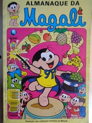 Imagem de  ALMANAQUE DA MAGALI Nº 26